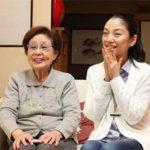 対談 海老名香葉子さんと国分佐智子